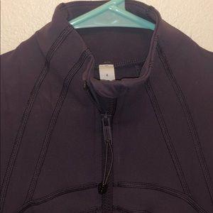 Lulu Lemon zip-up jacket